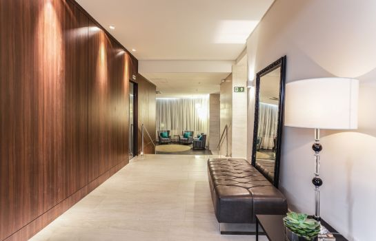 Vista interior Blue Tree Towers Bauru