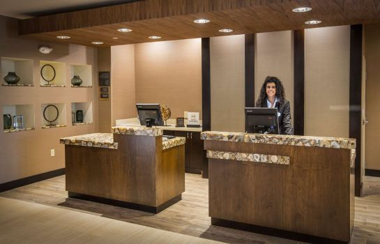 Hotelhalle Homewood Suites by Hilton-Charlotte Bal