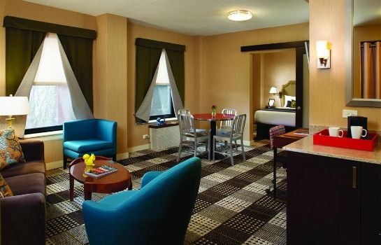 Suite Hotel Lincoln