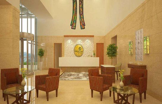 Lobby Lemon Tree Hotel Gachibowli