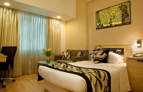 Single room (superior) Lemon Tree Hotel Gachibowli