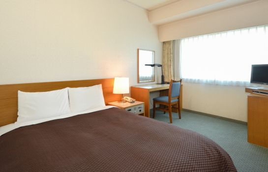 Double room (standard) Nagoya Creston Hotel