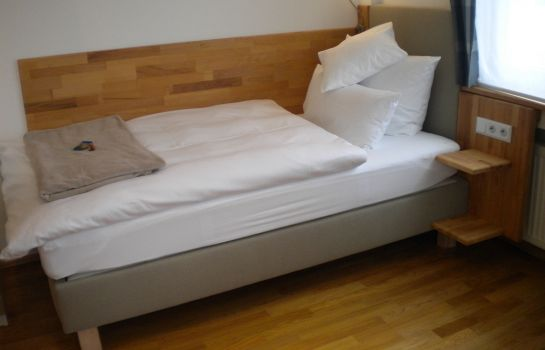 Chambre individuelle (standard) Warum-ins-Hotel City Studios