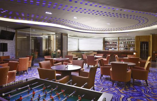 Bar hotelowy Crowne Plaza HUANGSHAN TAIPING LAKE