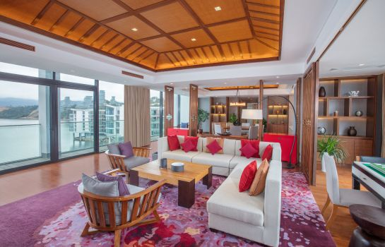 Suite Crowne Plaza HUANGSHAN TAIPING LAKE
