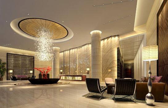 Hotelhal Shenzhen Gems Cube international Hotel