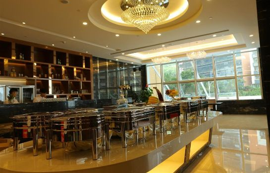 Restaurant Shenzhen Gems Cube international Hotel
