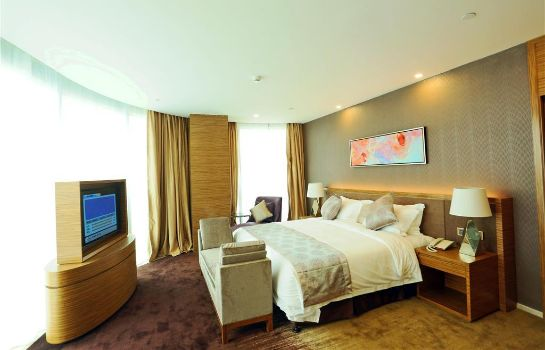 Suite Shenzhen Gems Cube international Hotel