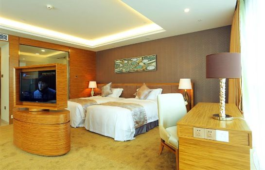 Kamers Shenzhen Gems Cube international Hotel