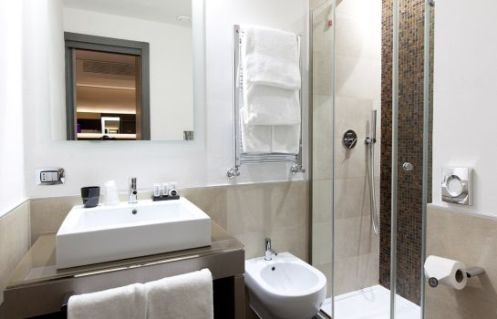 Badezimmer Quirinale Luxury Rooms