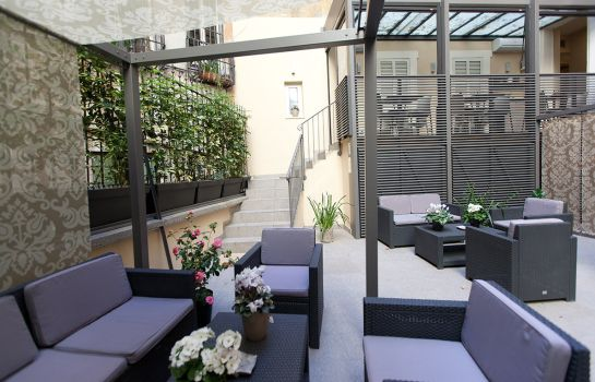 Terrace Quirinale Luxury Rooms