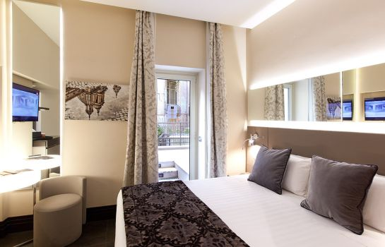 Einzelzimmer Komfort Quirinale Luxury Rooms