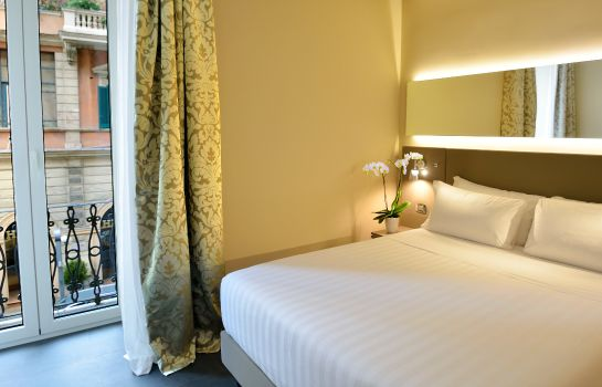 Double room (standard) Quirinale Luxury Rooms