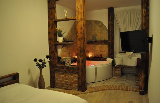 Chambre double (confort) Resort Cukrovar