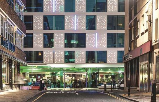 Buitenaanzicht Motel One London Tower Hill