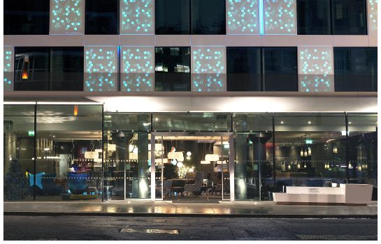 Exterior view Motel One London Tower Hill