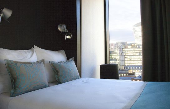 Single room (standard) Motel One London Tower Hill