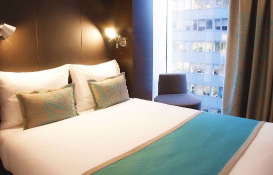 Room Motel One London Tower Hill