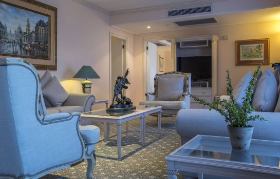 Suite Cape Town Radisson Blu Le Vendome Hotel