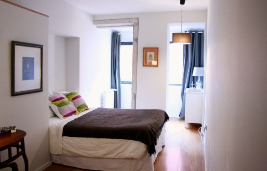 Doppelzimmer Standard Yours GuestHouse Porto