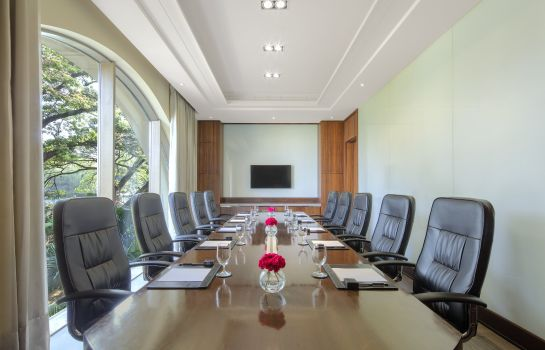 Conference room Radisson Blu Plaza Mysore