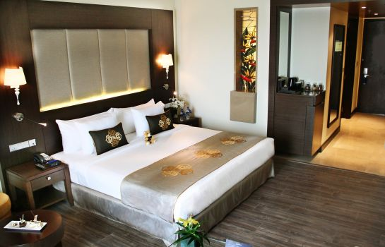 Double room (superior) Radisson Blu Plaza Mysore