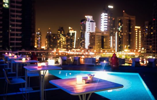 Hotelbar InterContinental Hotels DUBAI MARINA