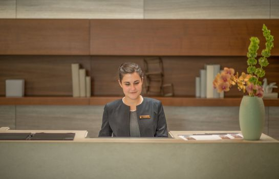Hotelhal InterContinental Hotels DUBAI MARINA