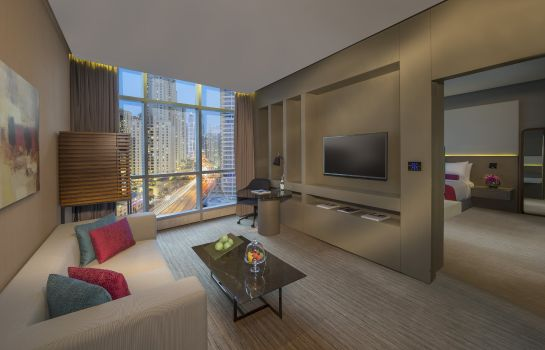 Kamers InterContinental Hotels DUBAI MARINA