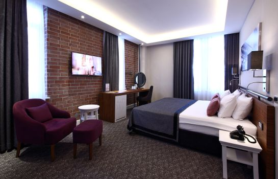 Doppelzimmer Komfort Montania Special Class Boutique Hotel