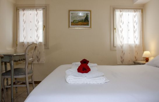 Doppelzimmer Standard Ai Tre Ponti B&B only rooms with shared bathroom