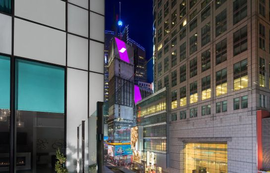 Hall de l'hôtel Hilton Garden Inn New York-Times Square Central