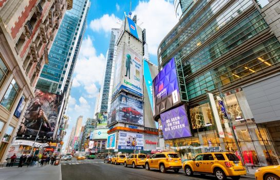 info Hilton Garden Inn New York-Times Square Central