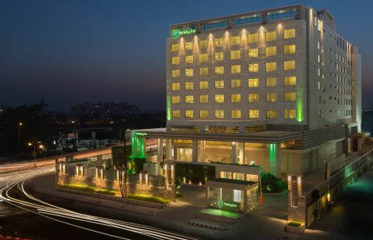 Exterior view Holiday Inn JAIPUR CITY CENTRE