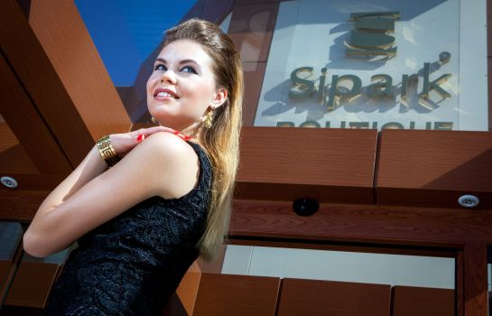Exterior view Sipark Boutique Hotel