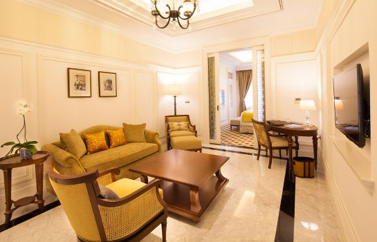 Junior suite The Hermitage a Tribute Portfolio Hotel Jakarta