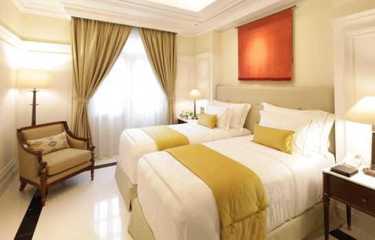 Double room (standard) The Hermitage a Tribute Portfolio Hotel Jakarta