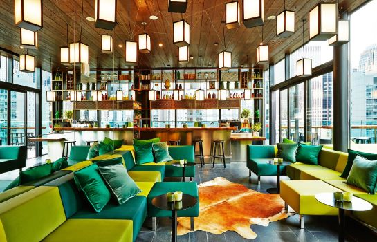 Bar hotelowy citizenM Times Square New York
