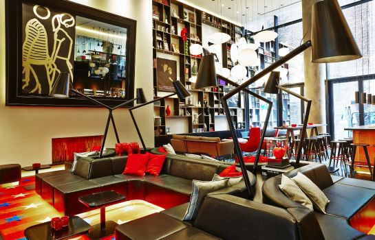 Hol hotelowy citizenM Times Square New York