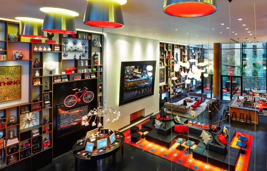 Hotelhal citizenM Times Square New York