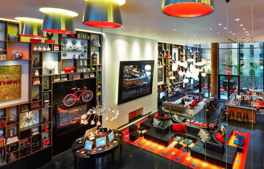 Hotelhalle citizenM Times Square New York