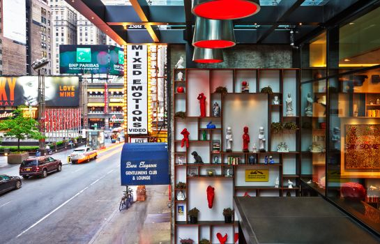 Bild citizenM Times Square New York