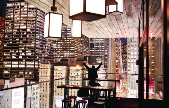 Terrasse citizenM Times Square New York