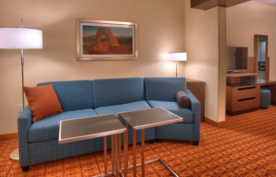 Suite Fairfield Inn & Suites Moab