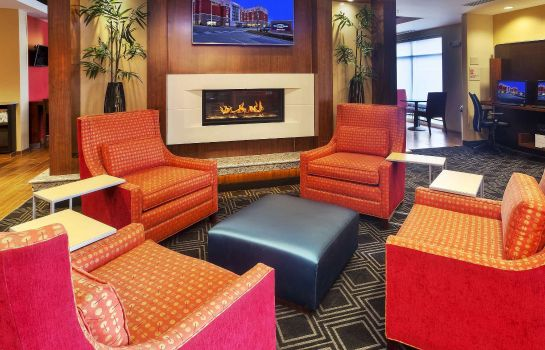 Hotelhalle TownePlace Suites Franklin Cool Springs