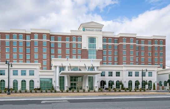Außenansicht Embassy Suites by Hilton Tuscaloosa Alabama Downtown