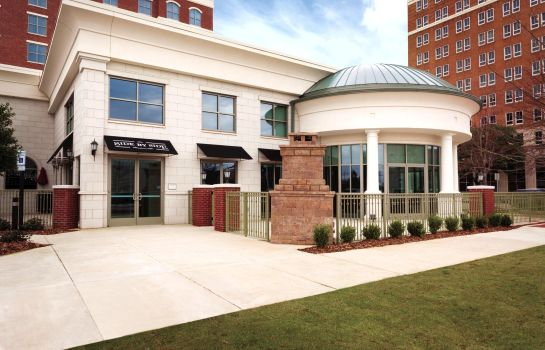 Restaurant Embassy Suites by Hilton Tuscaloosa Alabama Downtown