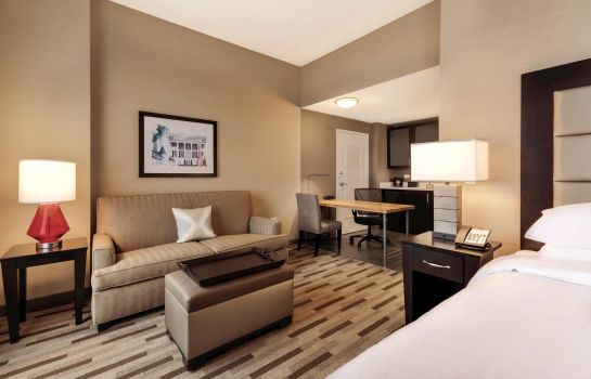 Suite Embassy Suites by Hilton Tuscaloosa Alabama Downtown