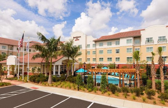 Außenansicht Residence Inn Fort Myers at I-75 and Gulf Coast Town Center
