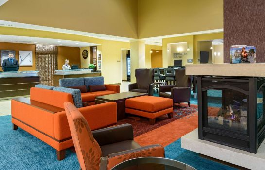 Hotelhalle Residence Inn Fort Myers at I-75 and Gulf Coast Town Center